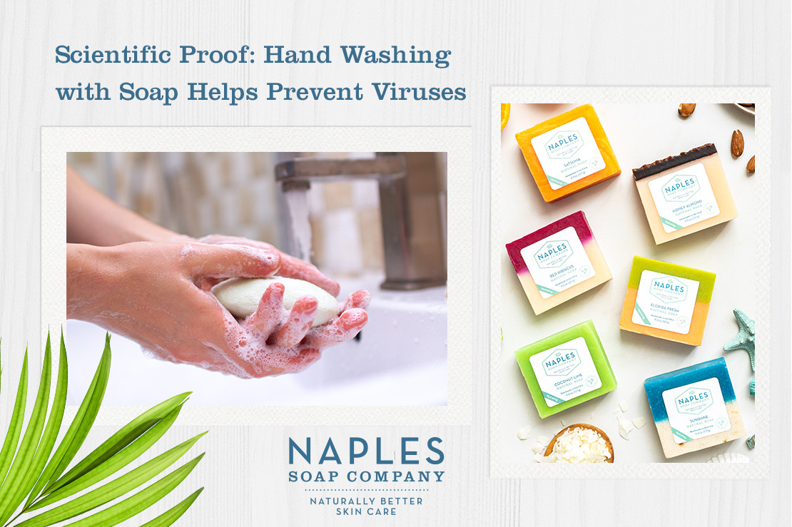 Deadly viruses are no match for plain, old soap — here's why.