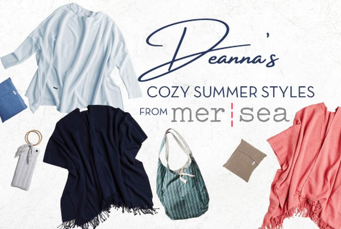 Deanna's Cozy Summer Styles