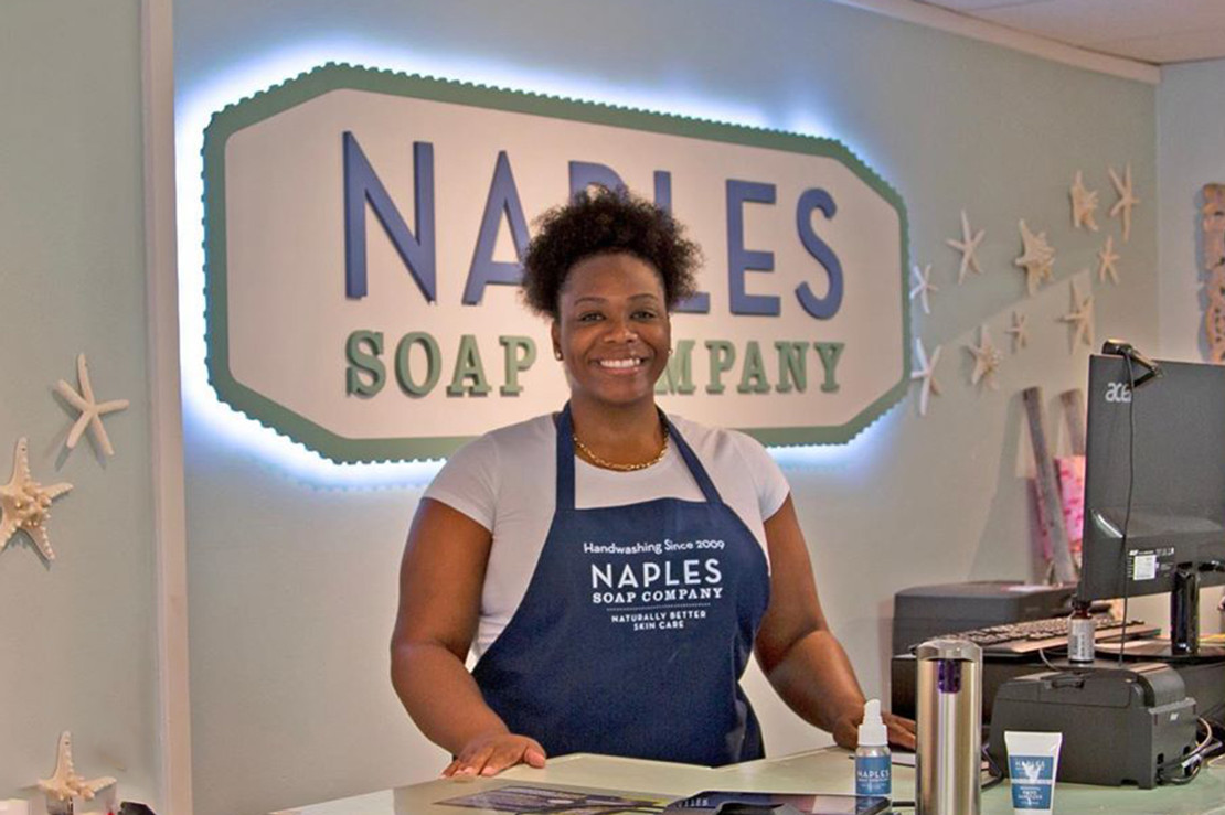 Naples Soap Company Returns to Mount Dora