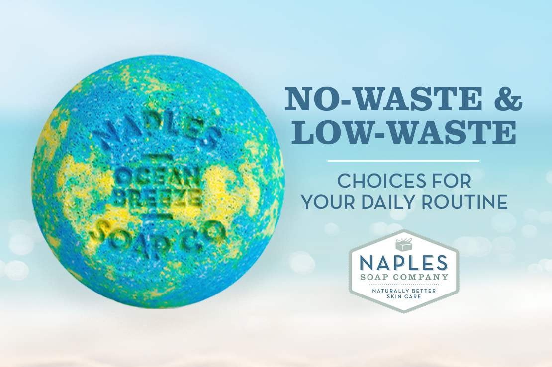 No- and Low-Waste Skin Care Choices