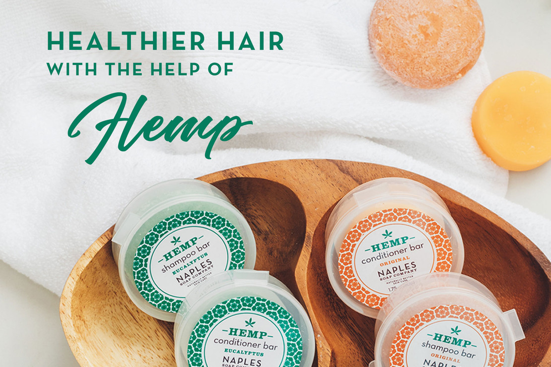 3 Amazing Benefits of Hemp Hair Care