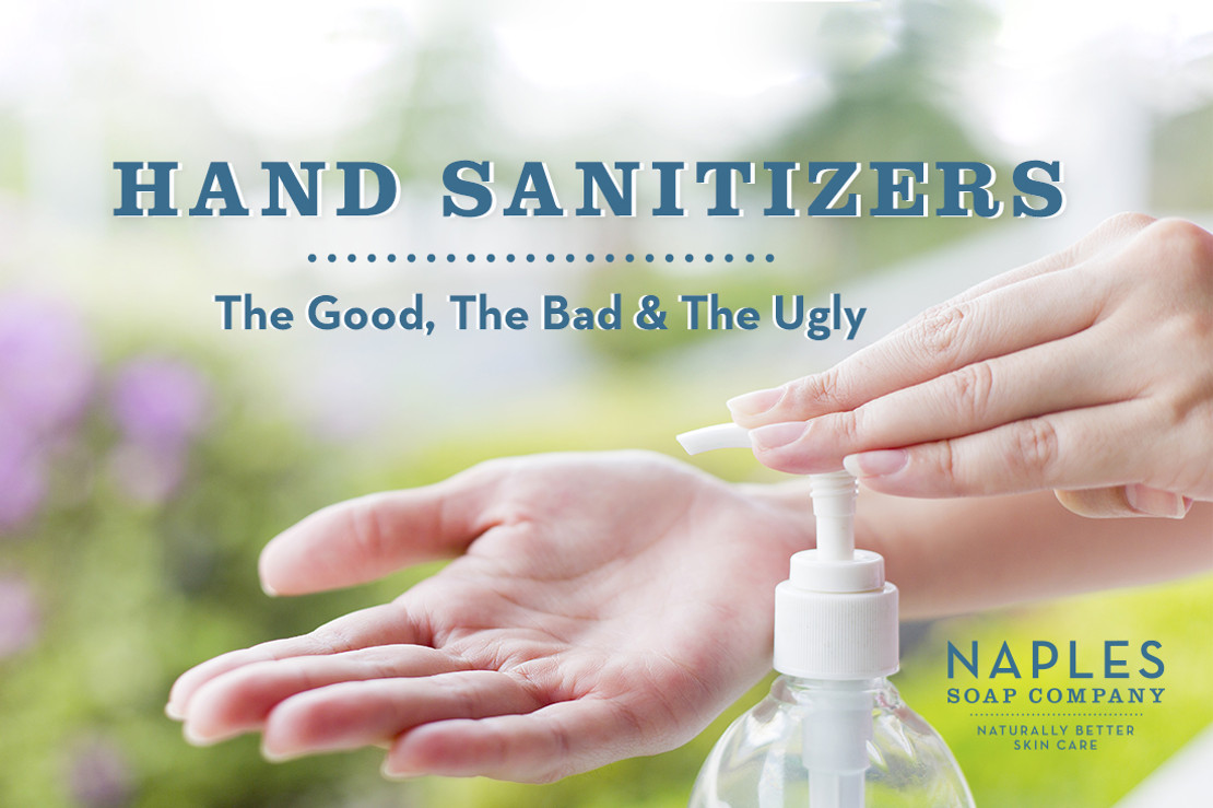 All Hand Sanitizers Are Not the Same