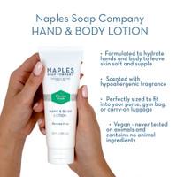 Florida Fresh Hand & Body Lotion 3.4 oz Key Benefits