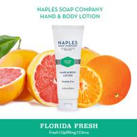 Florida Fresh Hand & Body Lotion 3.4 oz Description