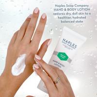 Florida Fresh Hand & Body Lotion 3.4 oz Hand