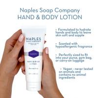 Lavender Hand & Body Lotion 3.4 oz Key Benefits