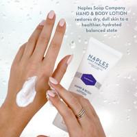 Lavender Hand & Body Lotion 3.4 oz Hand