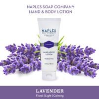 Lavender Hand & Body Lotion 3.4 oz Description