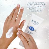 Summer Gingham Hand & Body Lotion 3.4 oz Hand