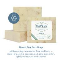 Beach Sea Salt Soap Description