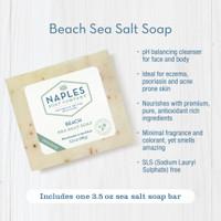 Beach Sea Salt Soap Key Benefits