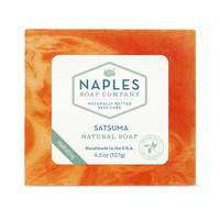 Satsuma Natural Soap
