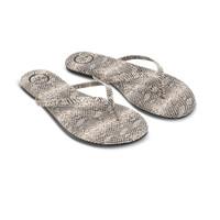 Flip Flops Python Grey