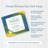 Ocean Breeze Sea Salt Soap Key Benefits