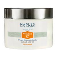 Vitamin C Orange Blossom & Vanilla Sugar Scrub 9 oz