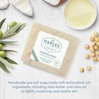 Morning Wood Sea Salt Soap Ingredients
