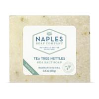 Tea Tree Nettles Sea Salt Soap