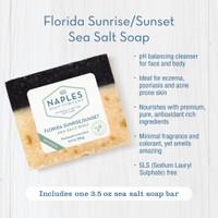 Florida Sunrise Sunset Sea Salt Soap Key Benefits