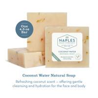 Coconut Water Natural Soap Description