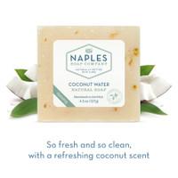 Coconut Water Natural Soap Short Description