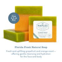 Florida Fresh Natural Soap Description