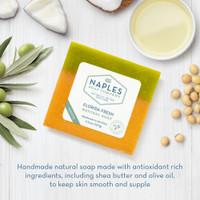 Florida Fresh Natural Soap Ingredients