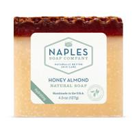 Honey Almond Natural Soap