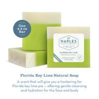 Florida Key Lime Natural Soap Short Description
