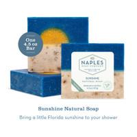 Sunshine Natural Soap Description
