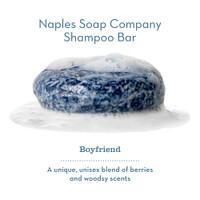 Boyfriend Shampoo Bar Hero