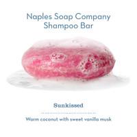 Sunkissed Shampoo Bar