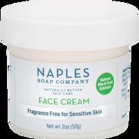 Fragrance Free Face Cream