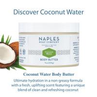 Coconut Water Body Butter Description