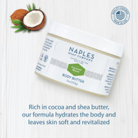 Coconut Water Body Butter Qualities