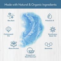 Coconut Water Sea Salt Scrub Ingredients