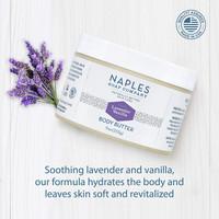 Lavender Vanilla Body Butter Qualities