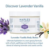Lavender Vanilla Body Butter Description