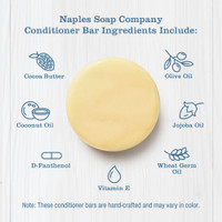 Ocean Breeze Conditioner Bar Icons