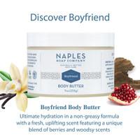 Boyfriend Body Butter Description