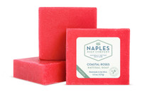 Coastal Roses Natural Soap