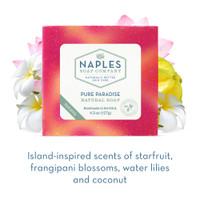 Pure Paradise Natural Soap Short Description