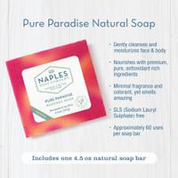 Pure Paradise Natural Soap Key Benefits