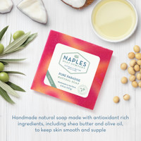 Pure Paradise Natural Soap Ingredients