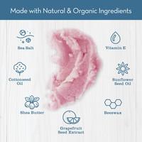 Sunkissed Sea Salt Scrub Ingredients
