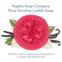 Pure Paradise Loofah Soap