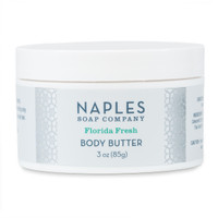 Florida Fresh Body Butter 3 oz