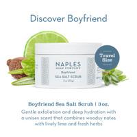 Boyfriend Sea Salt Scrub 3 oz