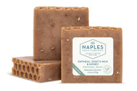 Oatmeal, Goat's Milk and Honey Natural Soap