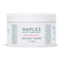Pure Paradise Sea Salt Scrub 3 oz
