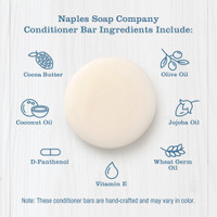 Unscented Conditioner Bar Icons